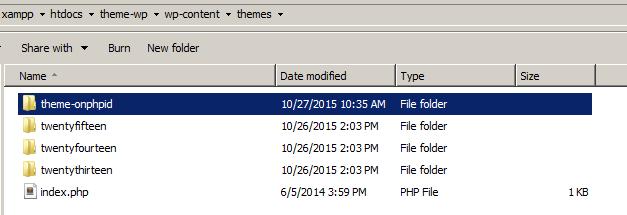 cara membuat theme wordpress dari | dengan bootstrap