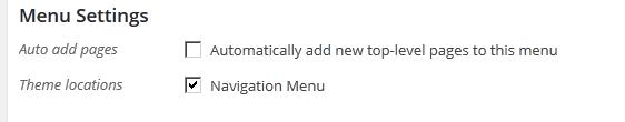 membuat menu di wordpress 8