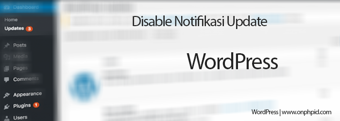 disable-notifikasi-update