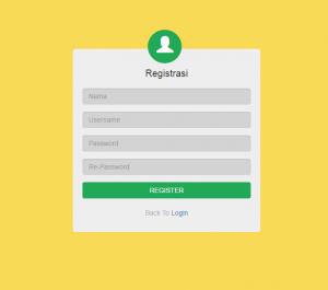 form register