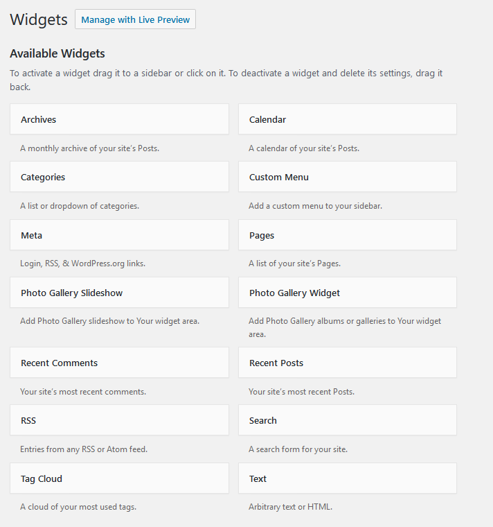 membuat sendiri widget wordpress
