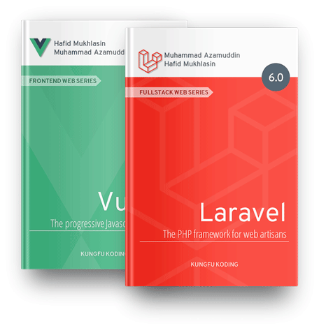 belajar laravel